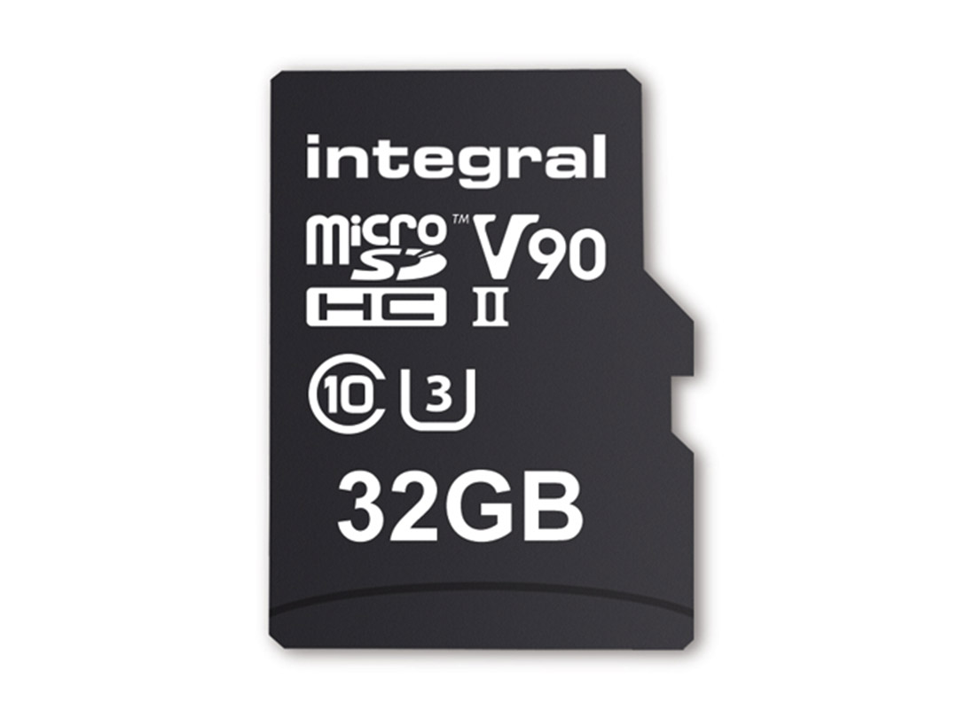 Integral Ultimapro X2 Micro Sd Card V90 Uhs Ii Free