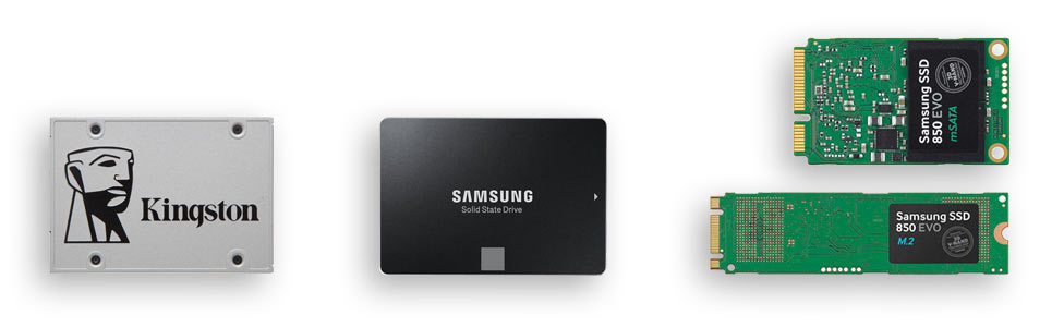 KINGSTON SSD KITS