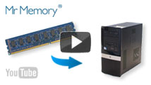 See how easy it is to upgrade the Memory (RAM) in your Desktop Computer with our simple 2 minute guide.