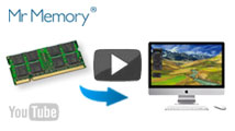 This short HD video will show you how to install memory in Apple iMacs from 2006 to 2011.