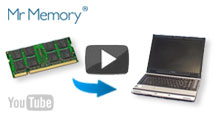 See how easy it is to upgrade the Memory (RAM) in your Laptop Computer with our simple 2 minute guide.