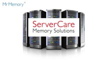 Learn about our Free ServerCare Memory Solutions Programme, providing help and support to all our customers.