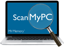 Scan your Computer System & Memory RAM | Mr Memory®
